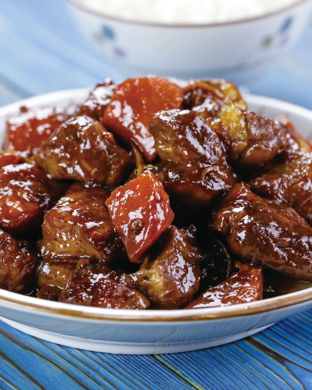 食譜:西打梅肉(1)