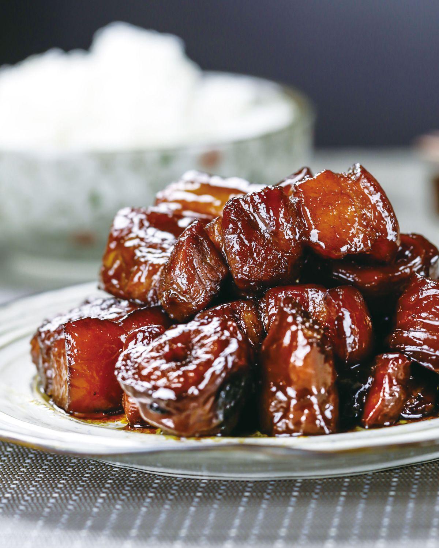 食譜:肥腸燒肉(1)