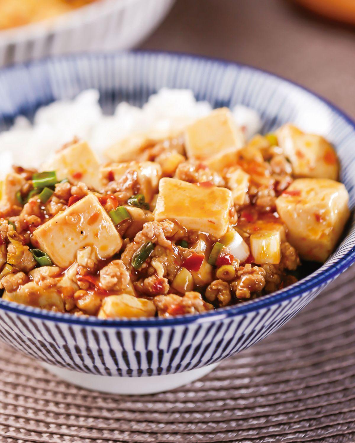食譜:麻婆豆腐(48)