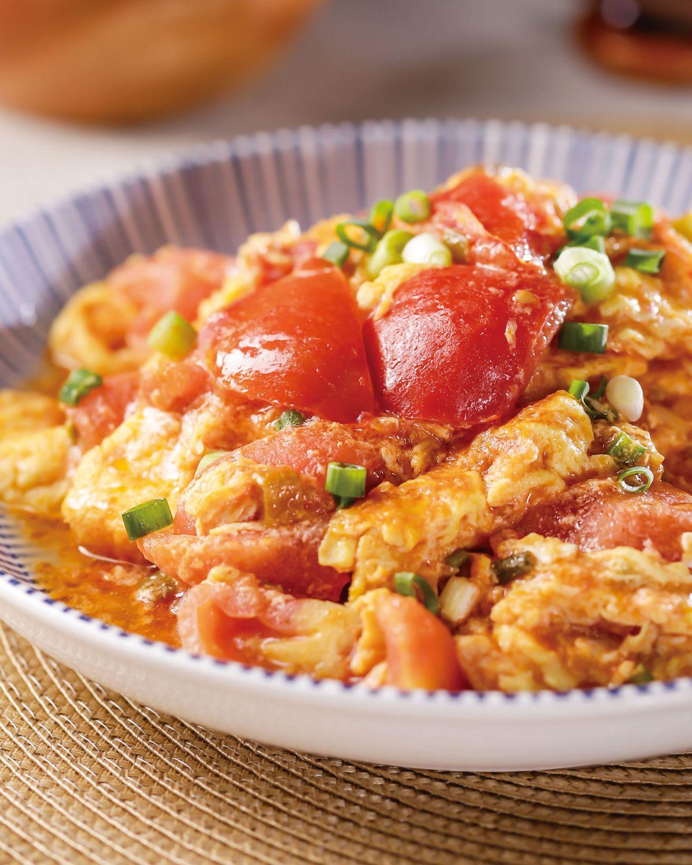 食譜:番茄炒蛋(7)