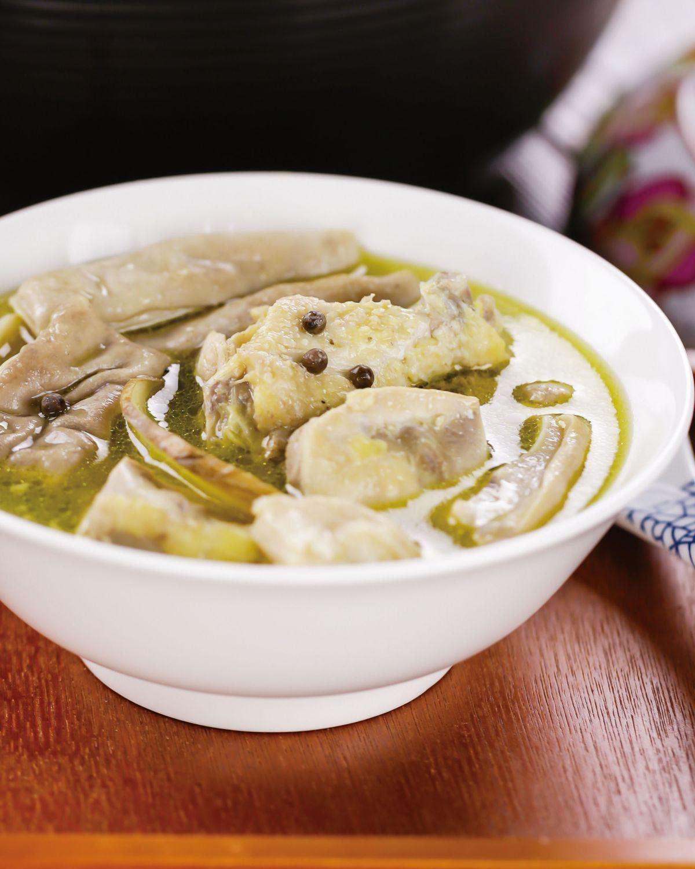 食譜:胡椒豬肚湯(2)