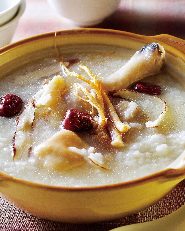 食譜:人蔘雞湯(2)