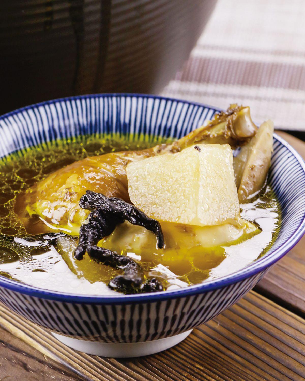 食譜:菜脯雞湯(3)