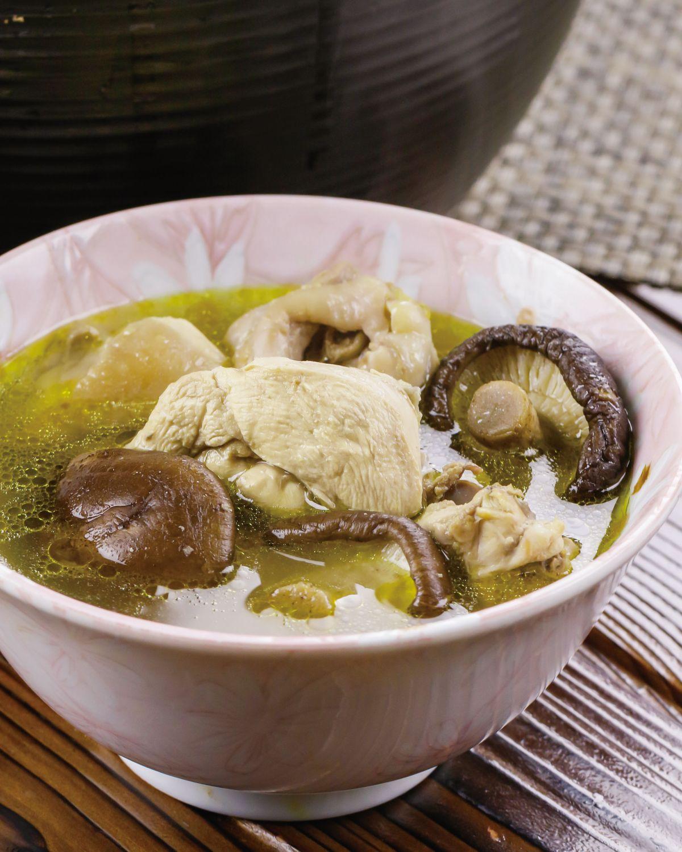 食譜:香菇雞湯(10)