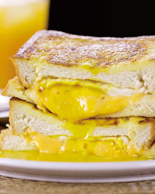 食譜:太陽蛋法式吐司