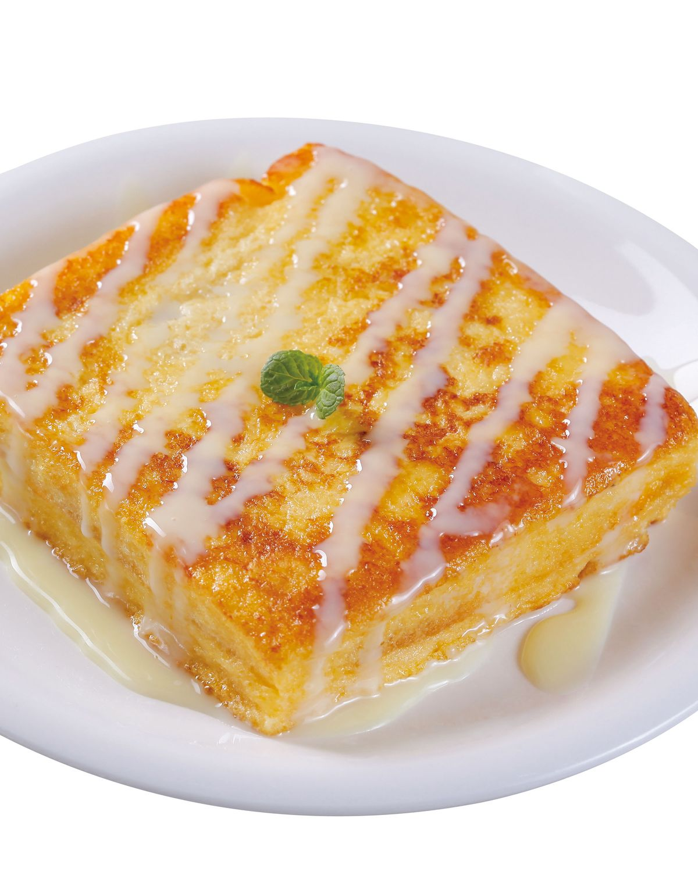 食譜:煉奶西多士(1)