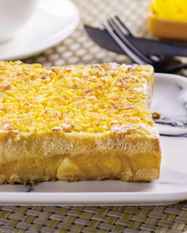食譜:金沙法式吐司