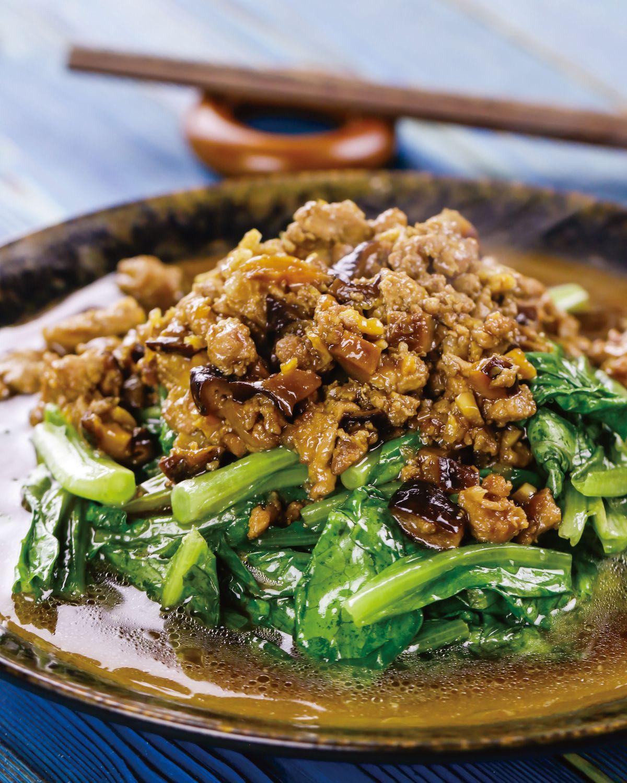 食譜:香菇肉燥(6)