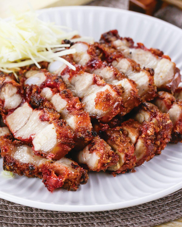 食譜:炸紅燒肉(1)