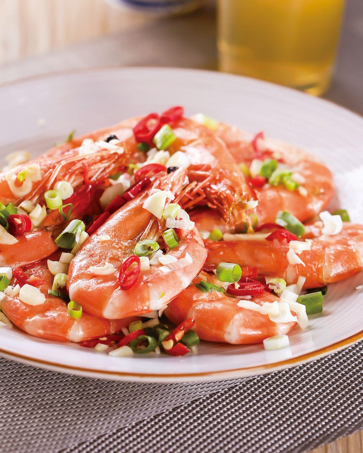 食譜:鹹酥蝦(4)