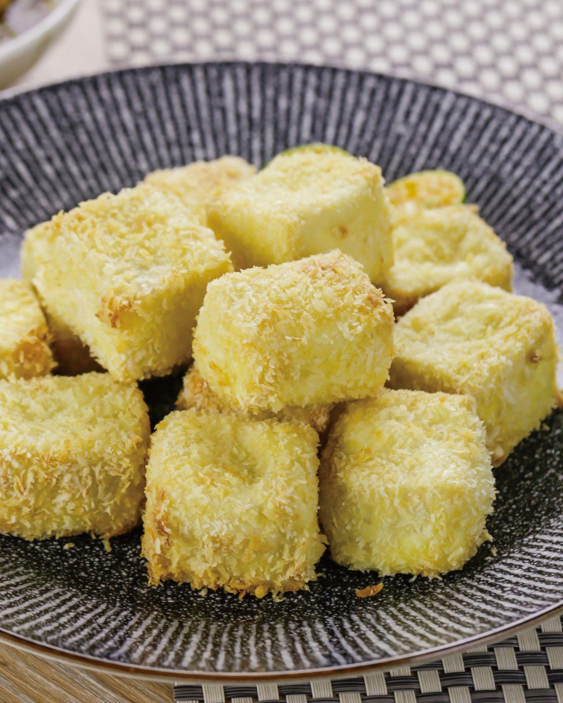 食譜:揚出豆腐(2)