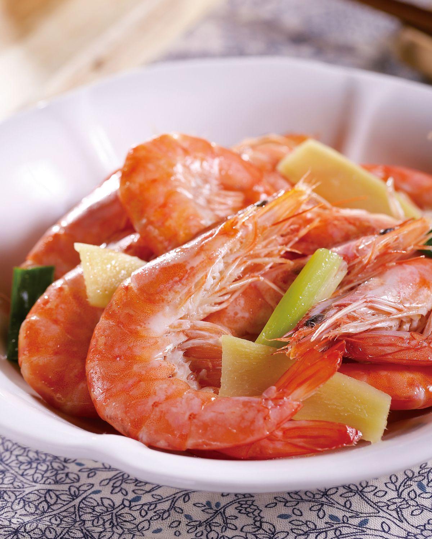 食譜:鹹熗蝦