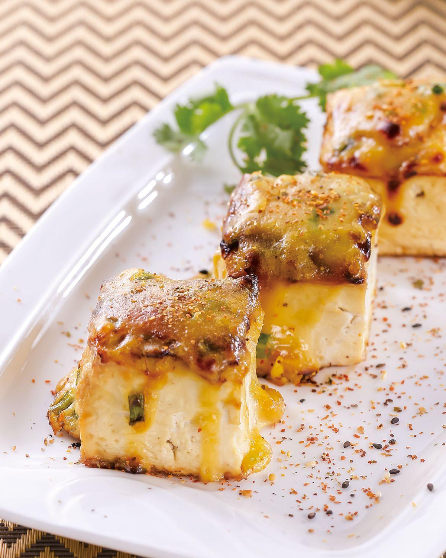 食譜:味噌烤豆腐(1)