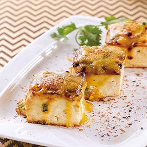 味噌烤豆腐(1)