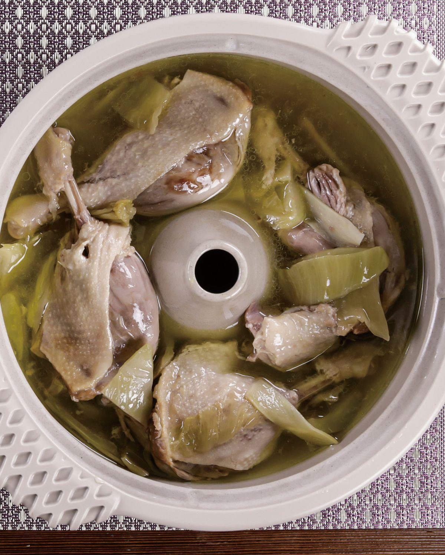 食譜:酸菜鴨(3)