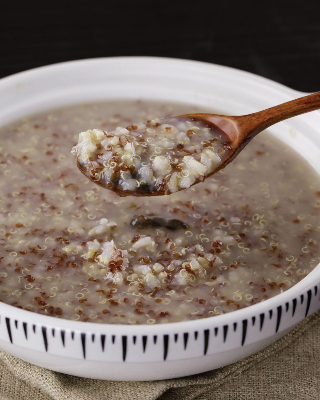 食譜:紅藜糙米粥