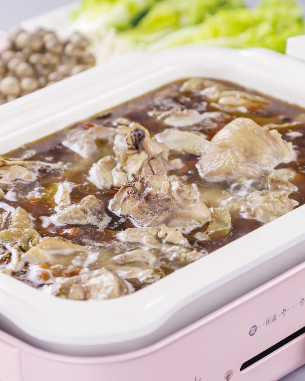 食譜:麻油雞鍋