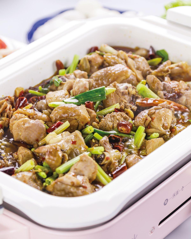 食譜:花雕雞鍋(1)