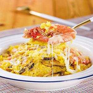 海鮮燉飯(2)
