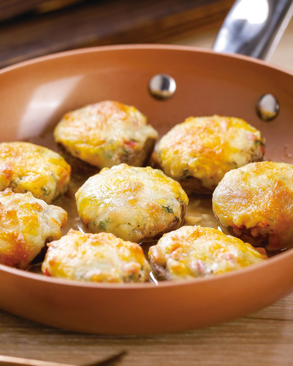 食譜:焗烤蘑菇(2)