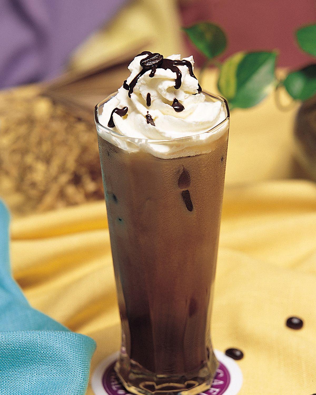 食譜:冰摩卡咖啡