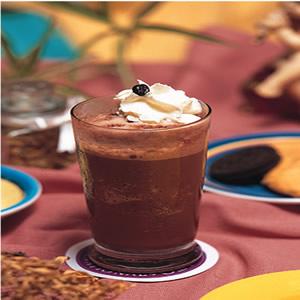 巧克力咖啡冰沙
