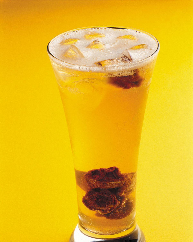 食譜:梅子啤酒