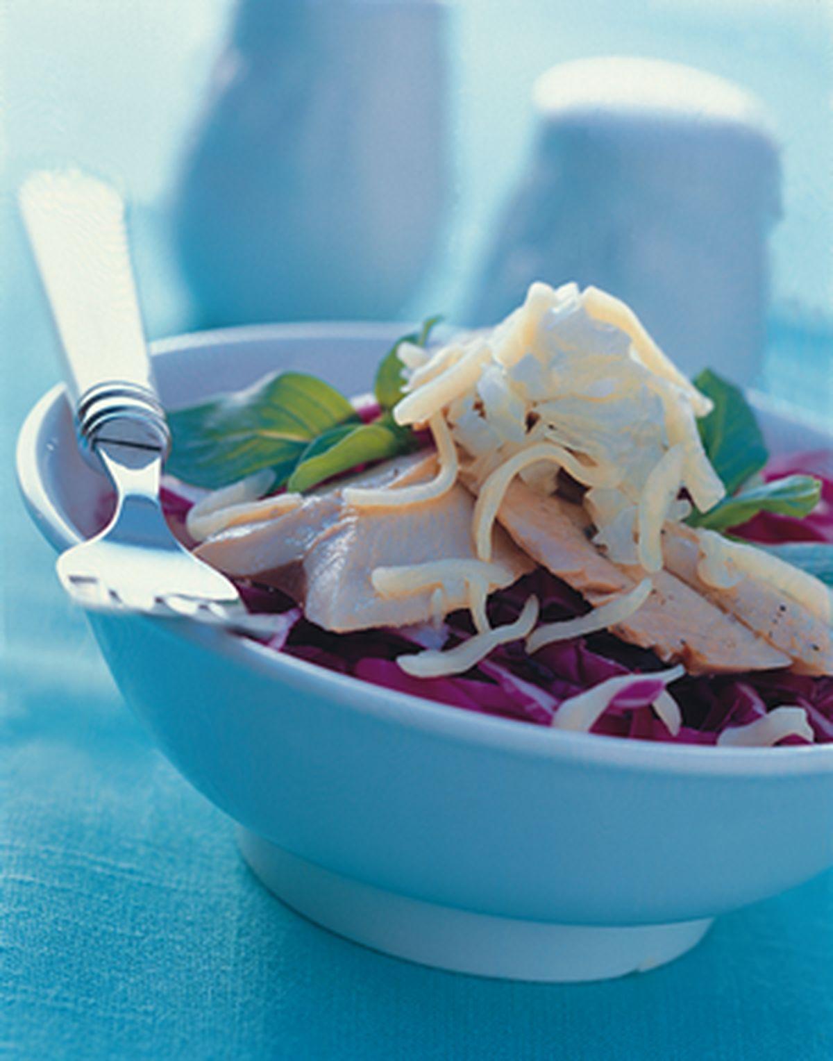 食譜:紫色沙拉