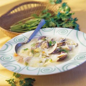 蛤蜊粥(2)
