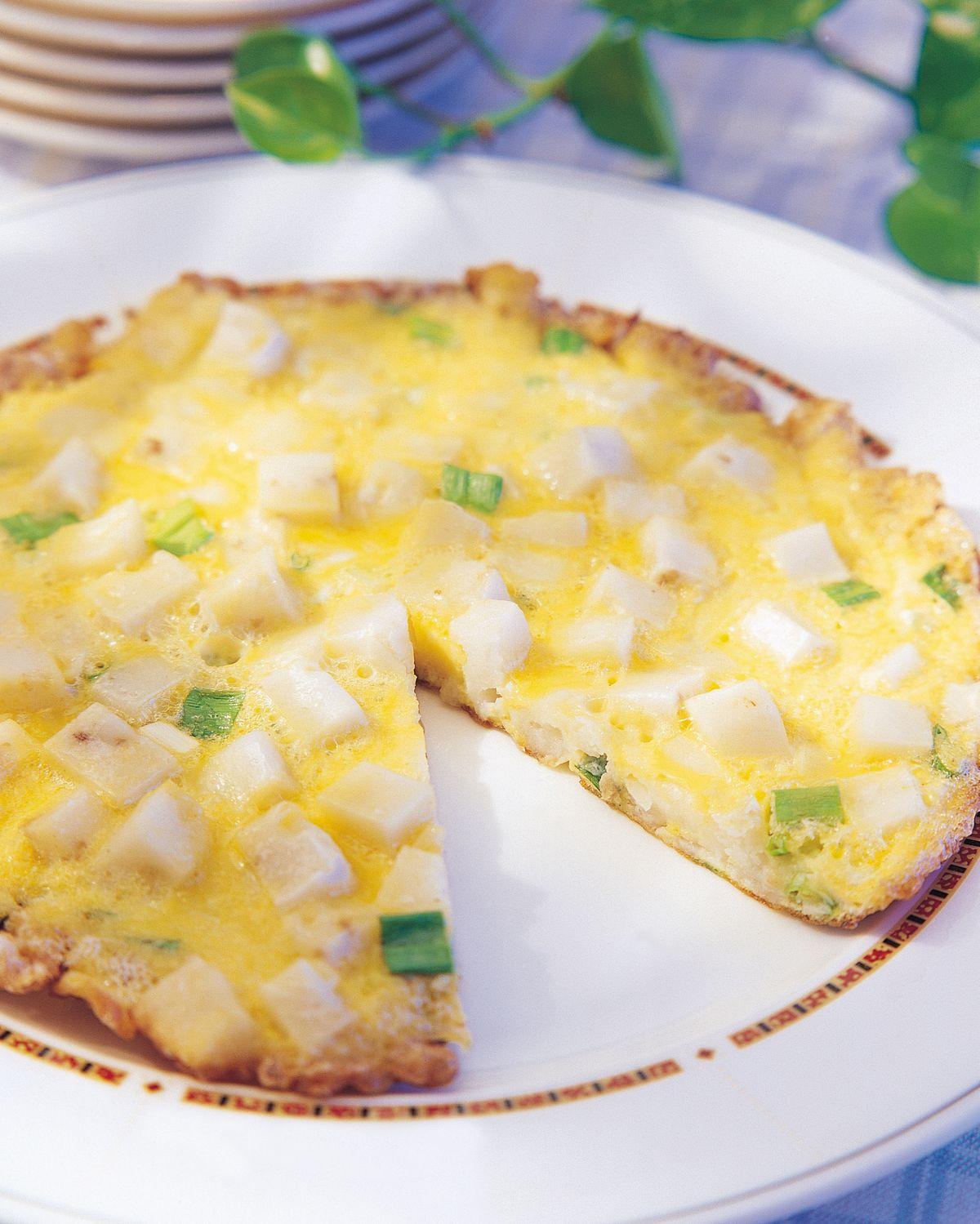 食譜:蛋烘蘿蔔糕