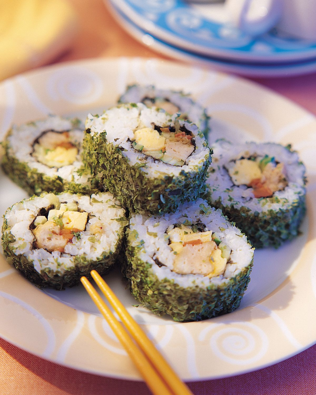 食譜:壽司卷