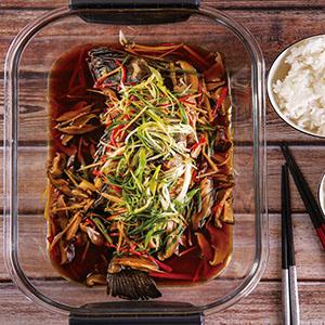 台式蒸魚(2)