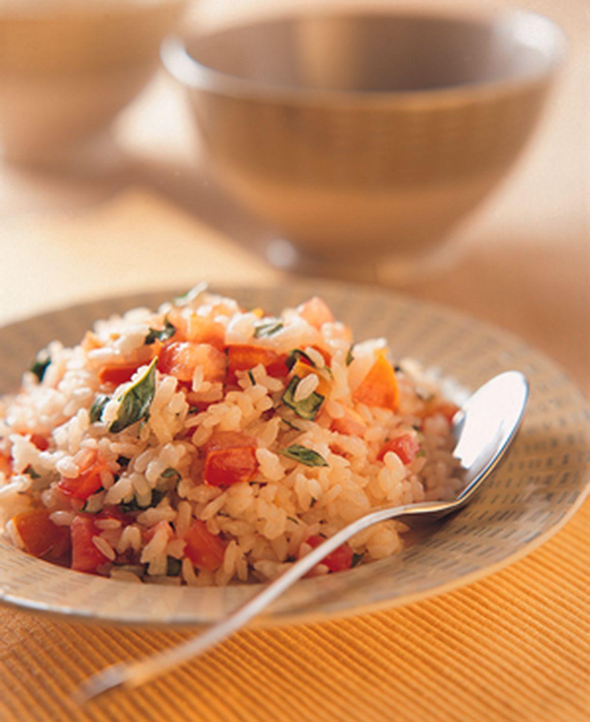 食譜:蕃茄拌飯