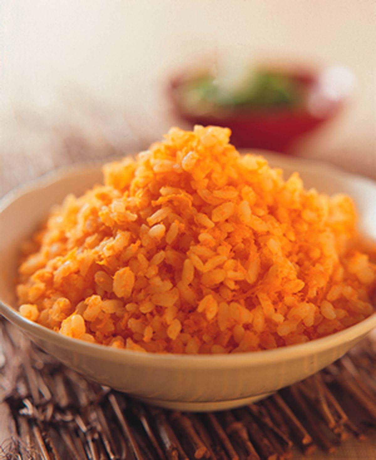食譜:紅蘿蔔飯