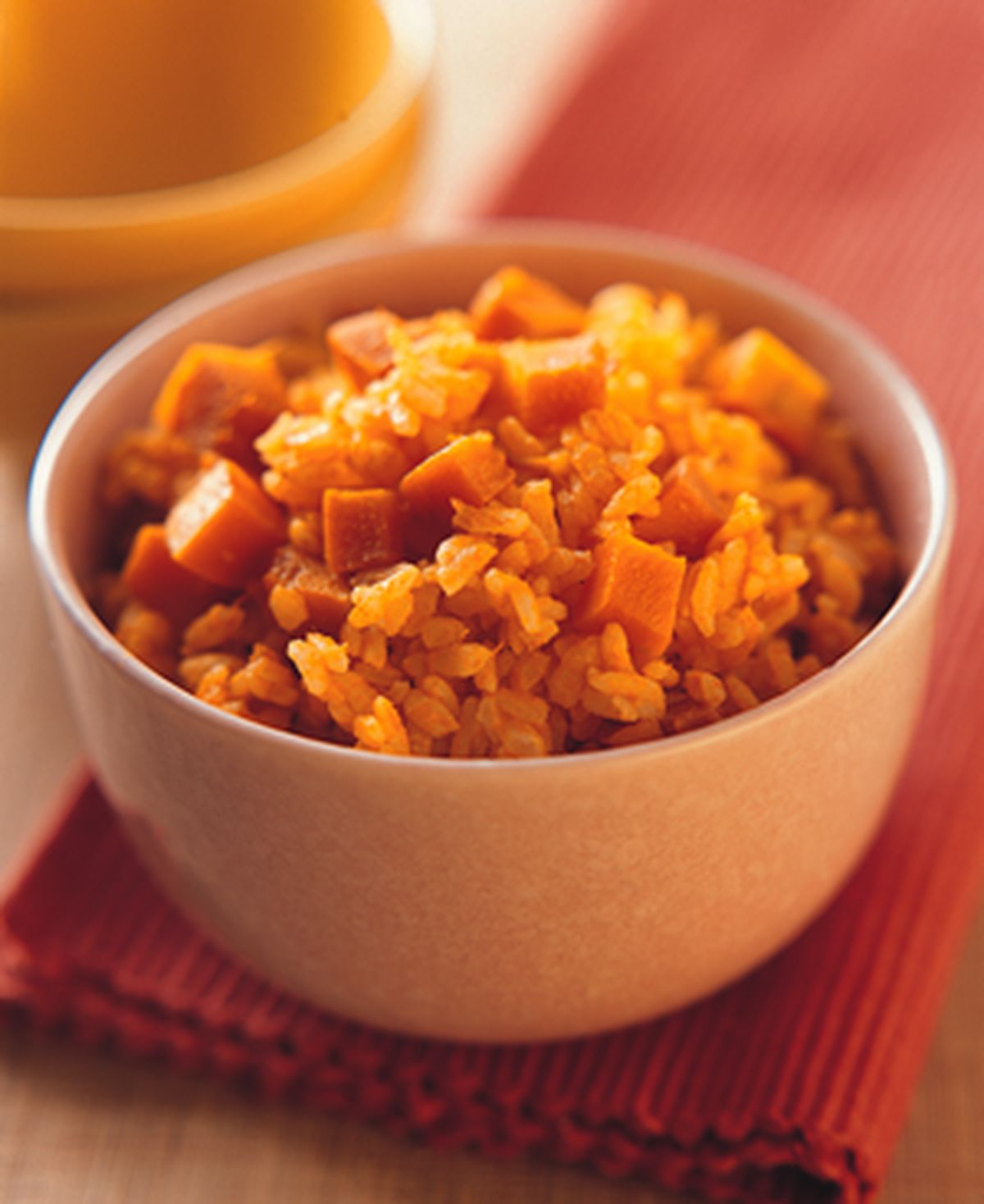 食譜:南瓜飯
