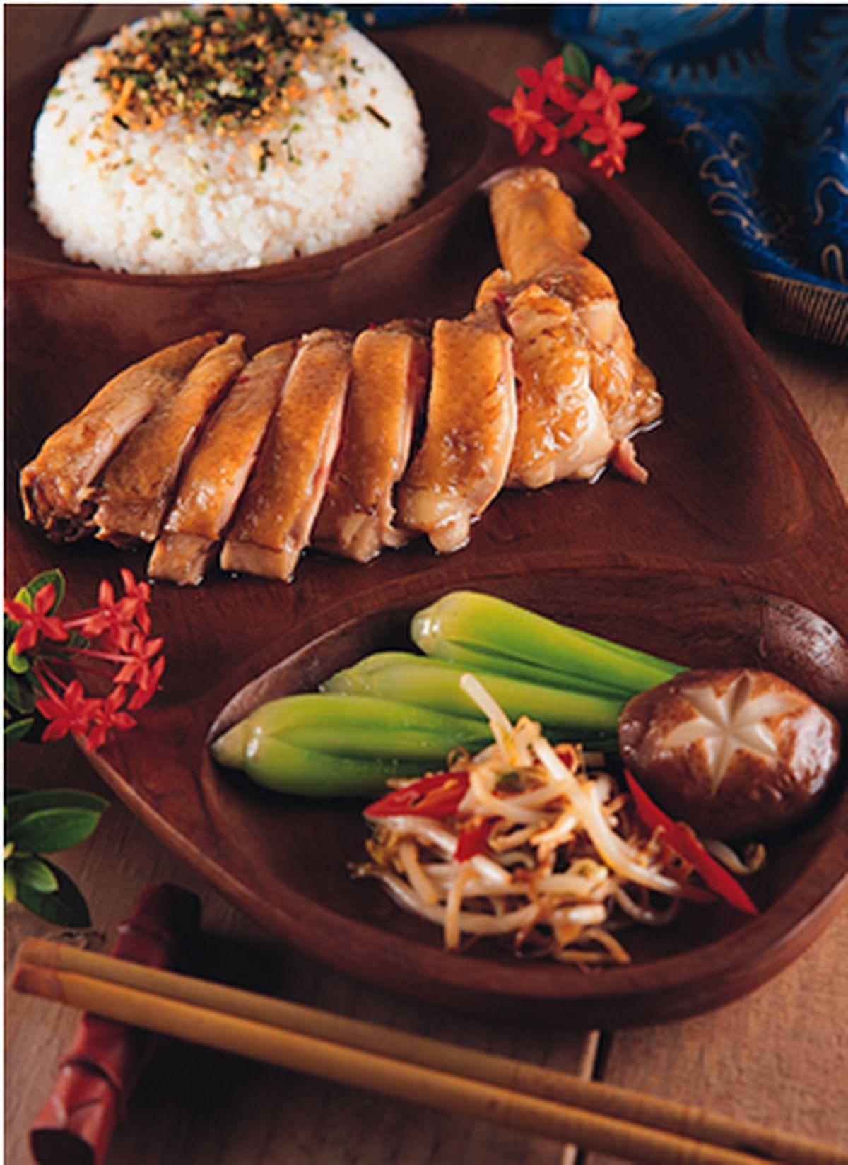 食譜:海南雞飯(2)