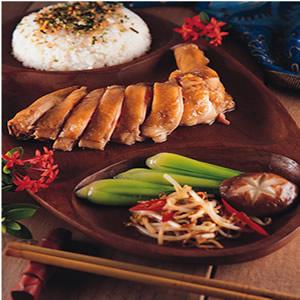 海南雞飯(2)