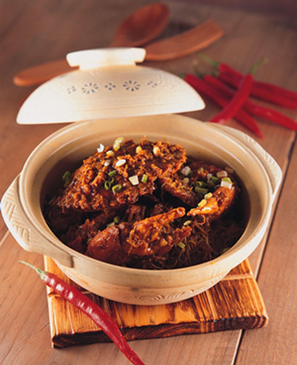 食譜:辣椒蟹