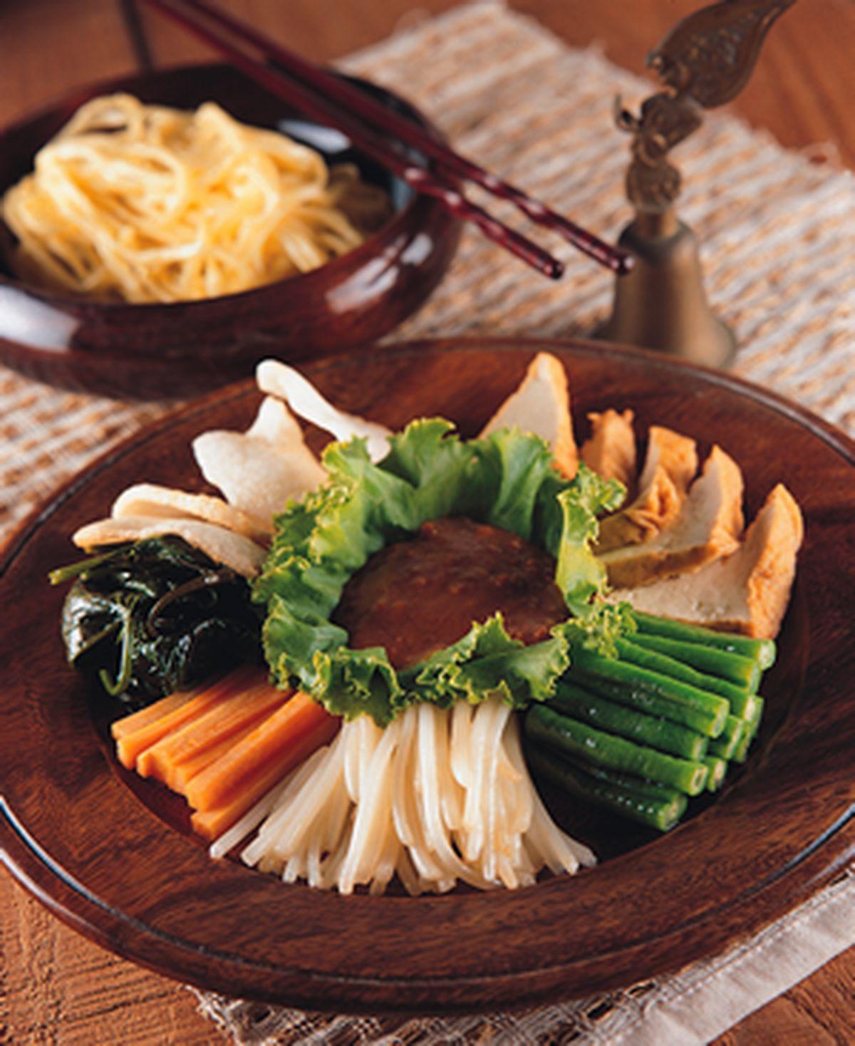 食譜:Gado GADO 什錦麵