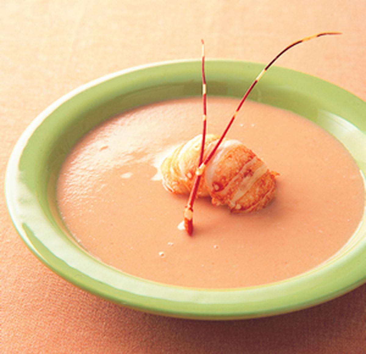 食譜:法式奶油龍蝦湯