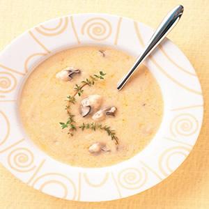 法式牡蠣濃湯