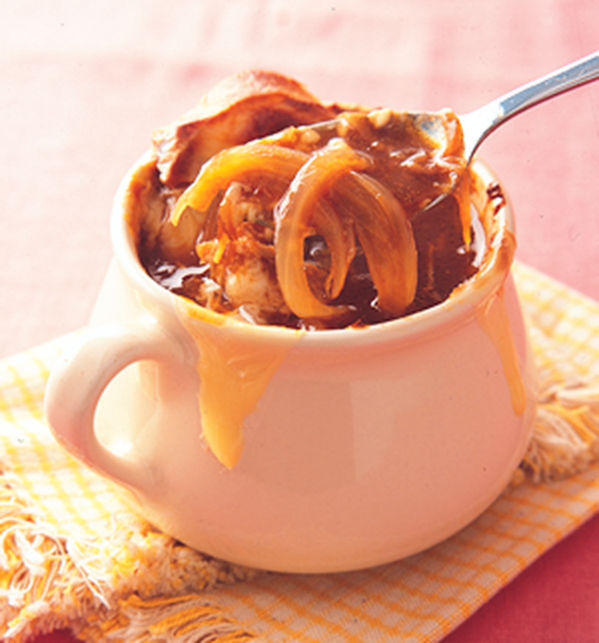 食譜:法式洋蔥湯