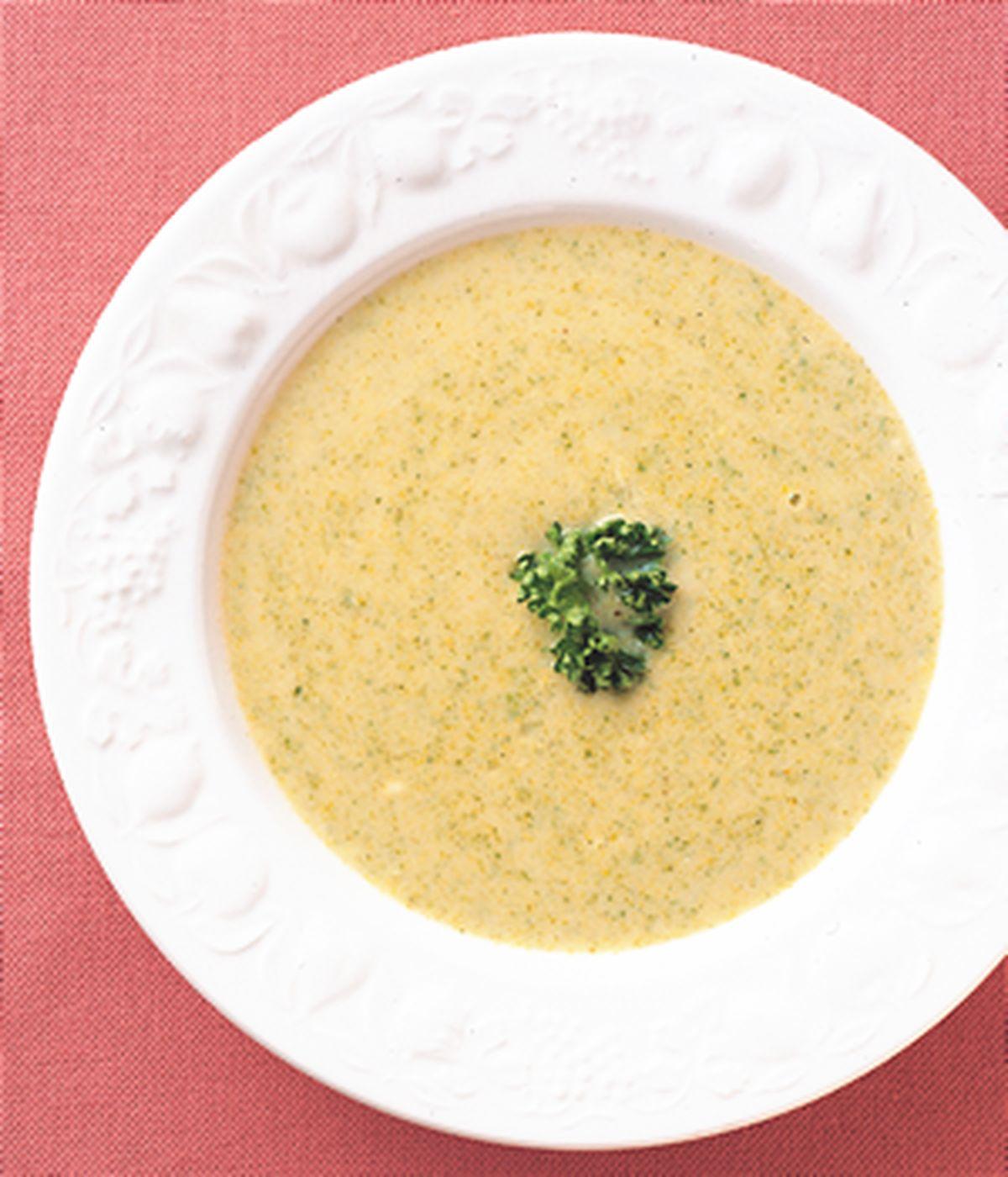 食譜:法式花椰濃湯
