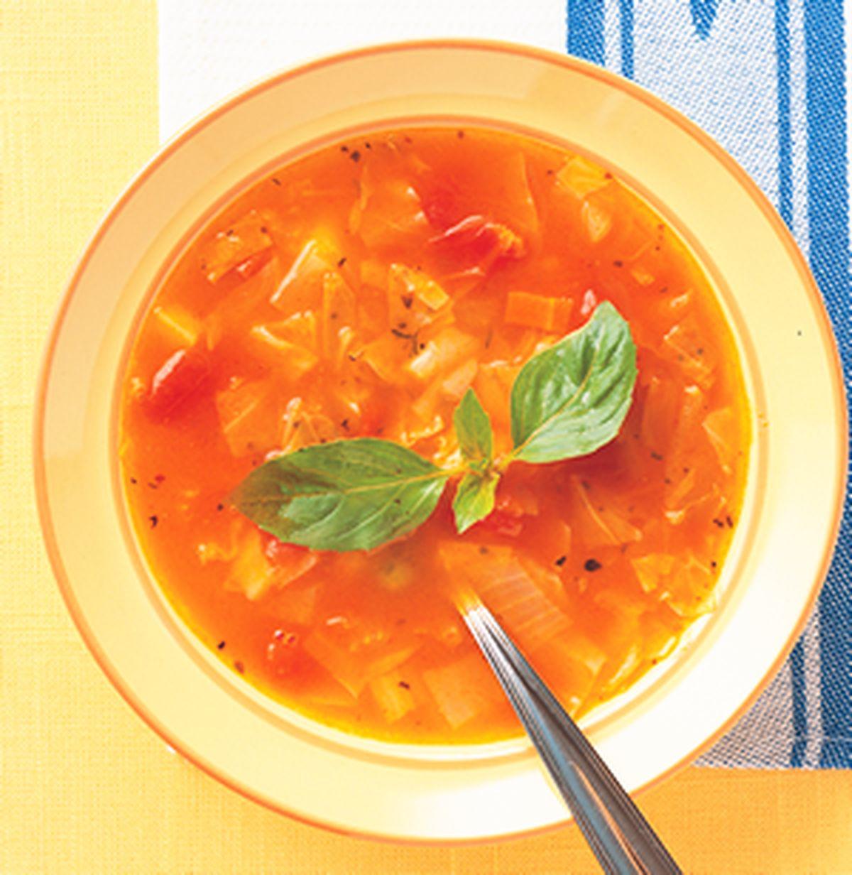 食譜:義大利風味蔬菜湯