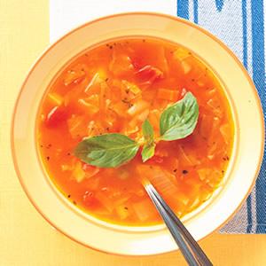 義大利風味蔬菜湯