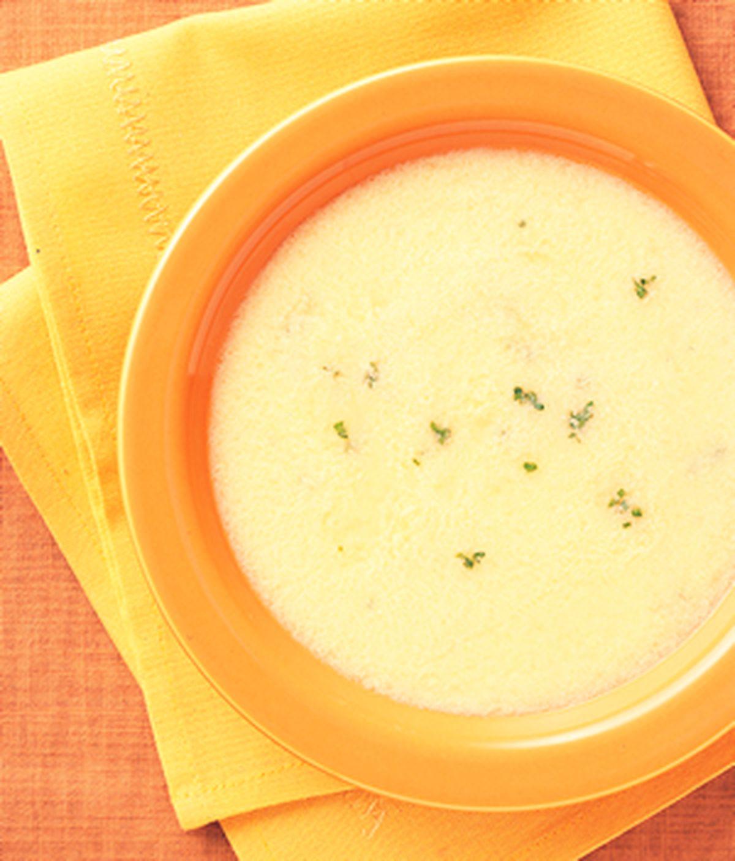 食譜:羅馬風味起士蛋花湯