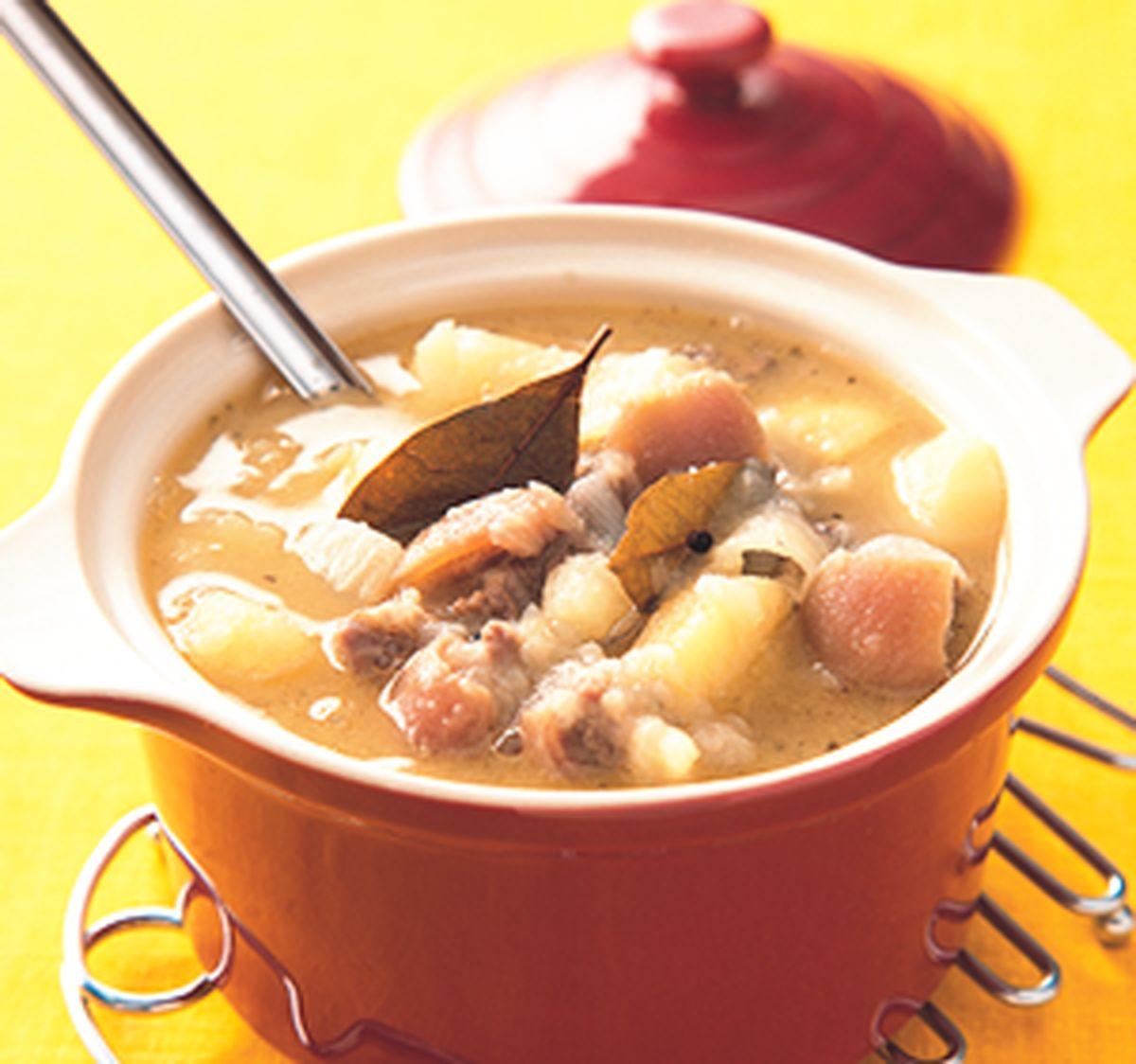 食譜:愛爾蘭羊肉湯
