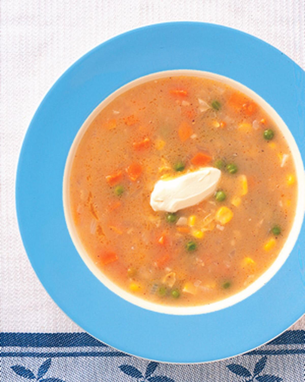 食譜:斯洛伐克蔬菜湯