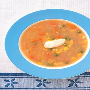 斯洛伐克蔬菜湯