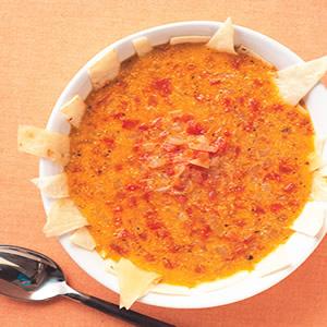 墨西哥白豆軟餅湯